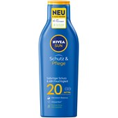 Nivea - Sonnenschutz - Schutz & Pflege Sonnencreme LSF 20