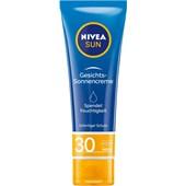 Nivea - Sonnenschutz - Sun Gesichtssonnencreme 30 SPF