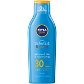 Nivea - Sun protection - Sun Protect & Tan Sun Lotion