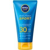 Nivea - Sun protection - UV Dry Protect Sports Sun Cream SPF 30