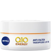 Nivea - Day Care - Q10 Plus C antiarrugas + Energy Booster Cuidado de día SPF 15
