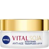 Nivea - Päivävoide - Vital Soja Anti-Age Suojaava päivähoito LSF 30