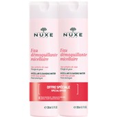 Nuxe - Aux Pétales de Rose - Mizellen-Reinigungswasser Duo