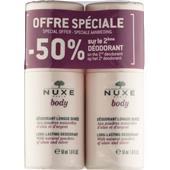 Nuxe - Body - Déodorant Lungue Durée Duo