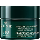 Nuxe - Nuxe Bio - Fruit Stone Powder Micro-Exfoliating Cleansing Mask