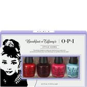 OPI - Nail polish - Breakfast at Tiffany's Mini Lacquer Set