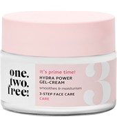 One.two.free! - Gesichtspflege - Hydra Power Gel-Cream