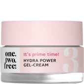 One.two.free! - Facial care - Hydra Power Gel-Cream
