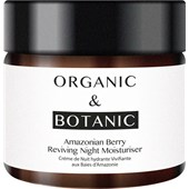 Organic & Botanic - Amazonian Berry - Reviving Night Moisturiser