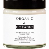 Organic & Botanic - Amazonian Berry - Shea Butter Body Cream