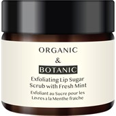 Organic & Botanic - Eye and lip care - Super Soft Lip Scrub