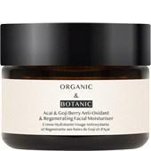 Organic & Botanic - Feuchtigkeitspflege - Acai+Goji Berry Moisturiser