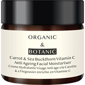 Organic & Botanic - Moisturizer - Carrot+Sea Buckthorne Moisturiser
