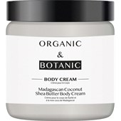 Organic & Botanic - Madagascan Coconut - Shea Butter Body Cream