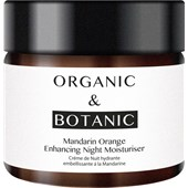 Organic & Botanic - Mandarin Orange - Repairing Night Moisturiser