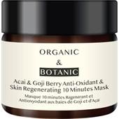 Organic & Botanic - Masks - Acai+Goji Berry Face Mask