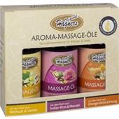 Original Hagners - Körperpflege - Aroma Massage Öle