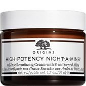 Origins - Cuidados antienvelhecimento - High-Potency Night-A-Mins Oilfree Resurfacing Cream With Fruit-Derived AHAs