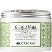 Origins - Banho e corpo - A Perfect World Intensly Hydrating Body Cream With White Tea
