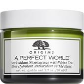 Origins - Cura idratante - A Perfect World Antioxidant Moisturizer With White Tea