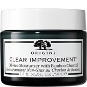 Origins - Moisturising care - Clear Improvement Oil-Free Moisturizer with Bamboo Charcoal