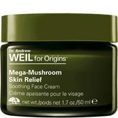 Origins - Feuchtigkeitspflege - Dr. Andrew Weil for Origins Mega-Mushroom Skin Relief Soothing Face Cream