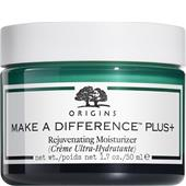 Origins - Kosteuttava hoito - Make A Difference Plus Rejuvenating Moisturizer