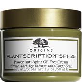 Origins - Kosteuttava hoito - Plantscription Power Anti-Aging Oil-Free Cream SPF 25