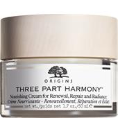 Origins - Hydratující péče - Three Part Harmony Nourishing Cream For Renewal, Repair And Radiance