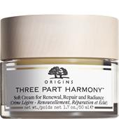 Origins - Soin hydratant - Three Part Harmony Soft Cream For Renewal, Repair And Radiance