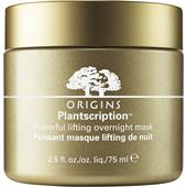 Origins - Masken - Plantscription Lifting Overnight Mask
