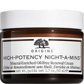 Origins - Nachtpflege - High Potency Night-A-Mins Mineral-Enriched Oil-Free Renewal Cream