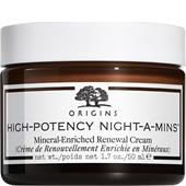 Origins - Trattamento notte - High Potency Night-A-Mins Mineral-Enriched Renewal Cream