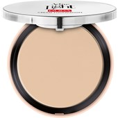 PUPA Milano - Foundation - Active Light Compact Cream Foundation
