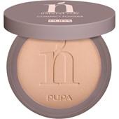 PUPA Milano - Powder - Natural Side Compact Powder