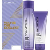 Paul Mitchell - Blonde - Conjunto de oferta