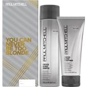 Paul Mitchell - Blonde - Geschenkset