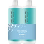 Paul Mitchell - Clean Beauty - Hydrate Gift Set