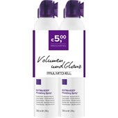 Paul Mitchell - Extra Body - Finishing Spray Duo Set