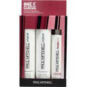 Paul Mitchell - Original - Make it Classik - Original / Style Set
