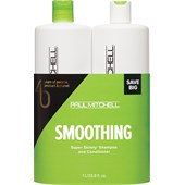 Paul Mitchell - Smoothing - I am Sleek Save On Duo