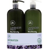 Paul Mitchell - Tea Tree Lavender Mint - Save On Big Duo