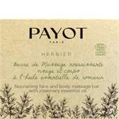 Payot - Herbier - Barre de Massage Nourrissante Visage et Corps à L'Huile Essentielle de Romarin