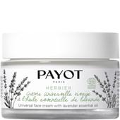 Payot - Herbier - Crème Universelle Visage à L'Huile Essentielle de Lavande