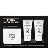 Percy Nobleman - Gesichtspflege - Face & Stubble Care Kit