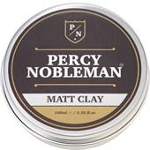 Percy Nobleman - Haarpflege - Matt Clay