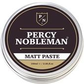 Percy Nobleman - Haarpflege - Matt Paste
