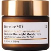 Perricone MD - Nachtpflege - Essential Fx Acyl-Glutathione Intensive Overnight Moisturiser