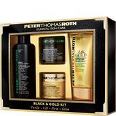 Peter Thomas Roth - 24K Gold - Black & Gold Kit