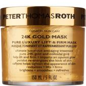 Peter Thomas Roth - Ansigt - 24K Gold Pure Luxury Lift & Firming Mask